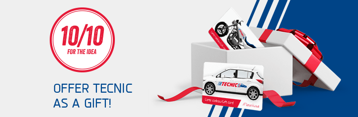 The_tecnic_gift_card_give them a part of their driving course